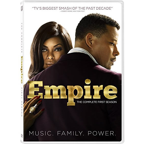 Empire - The Complete Season 1 DVD (for NZ Buyers)