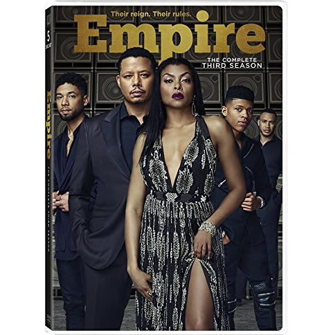 Empire - The Complete Season 3 DVD (for NZ Buyers)