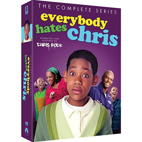 Everybody Hates Chris - The Complete Series (for NZ Buyers)