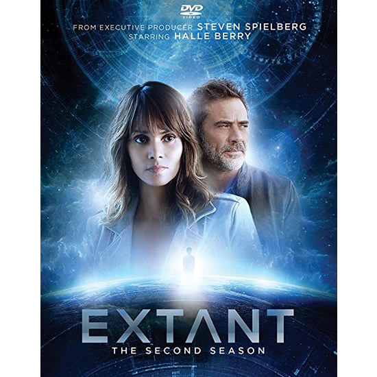 Extant - The Complete Season 2 DVD (for NZ Buyers)