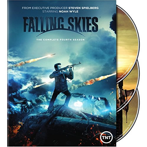 Falling Skies - The Complete Season 4 DVD (for NZ Buyers)