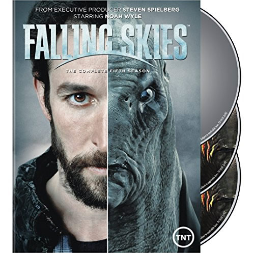 Falling Skies - The Complete Season 5 DVD (for NZ Buyers)