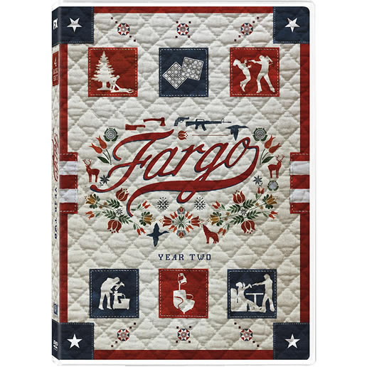 Fargo - The Complete Season 2 DVD (for NZ Buyers)