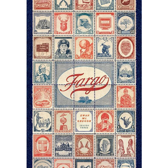 Fargo - The Complete Season 3 DVD (for NZ Buyers)