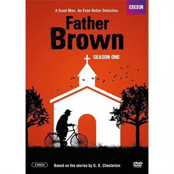 Father Brown - The Complete Season 1 DVD (for NZ Buyers)