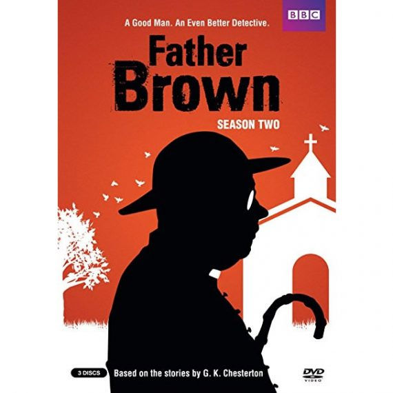 Father Brown - The Complete Season 2 DVD (for NZ Buyers)