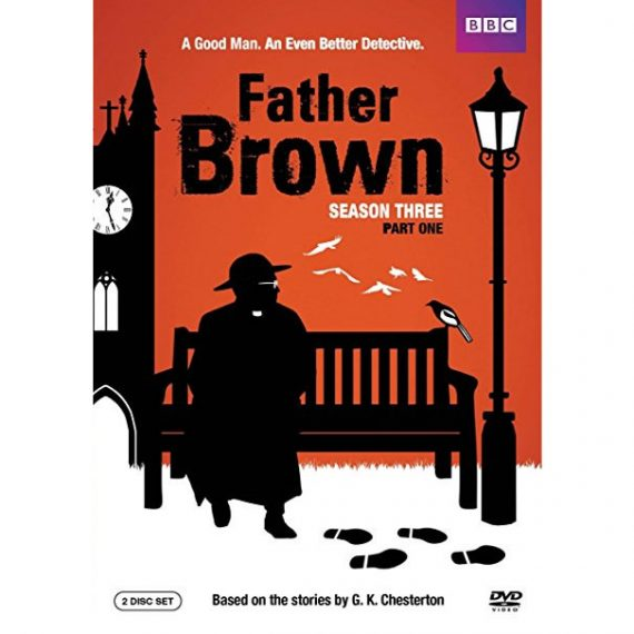 Father Brown - The Complete Season 3 Part 1 DVD (for NZ Buyers)