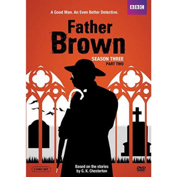 Father Brown - The Complete Season 3 Part 2 DVD (for NZ Buyers)