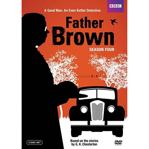 Father Brown - The Complete Season 4 DVD (for NZ Buyers)