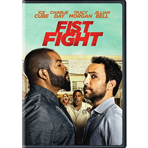 Fist Fight DVD (for NZ Buyers)