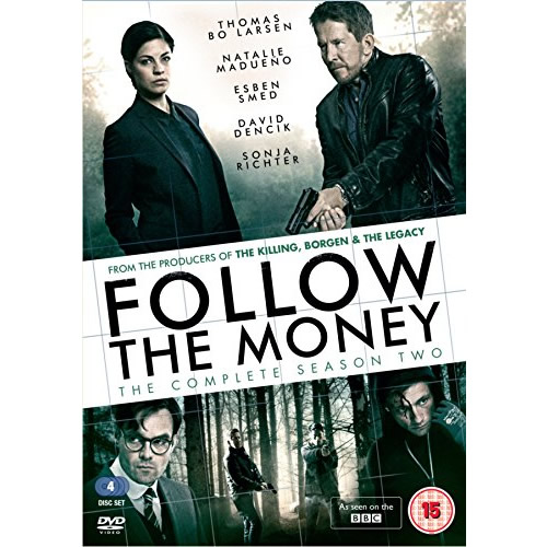 Follow the Money - The Complete Season 2 DVD (for NZ Buyers)
