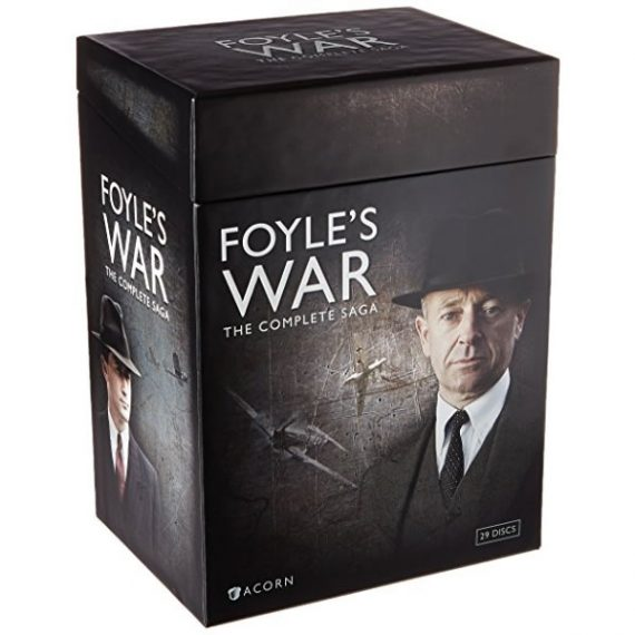 Foyle's War - The Complete Series (for NZ Buyers)
