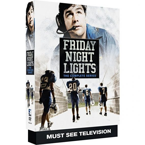 Friday Night Lights - The Complete Series (for NZ Buyers)