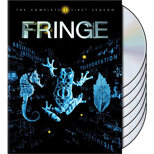 Fringe - The Complete Season 1 DVD (for NZ Buyers)