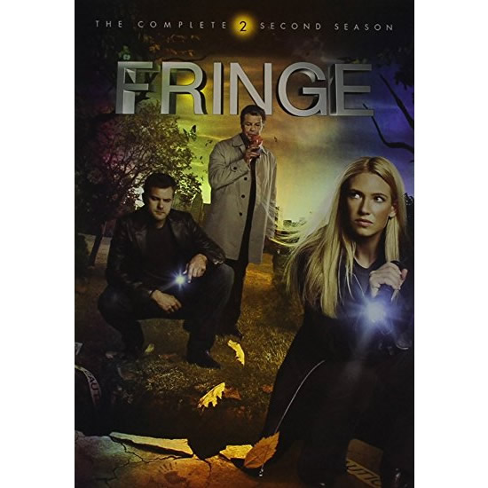 Fringe - The Complete Season 2 DVD (for NZ Buyers)
