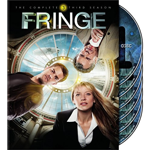 Fringe - The Complete Season 3 DVD (for NZ Buyers)