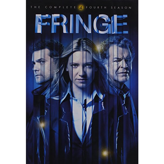 Fringe - The Complete Season 4 DVD (for NZ Buyers)