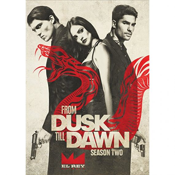 From Dusk Till Dawn - The Complete Season 2 DVD (for NZ Buyers)