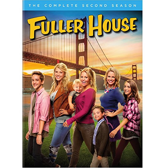 Fuller House - The Complete Season 2 DVD (for NZ Buyers)