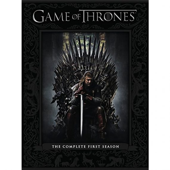 Game of Thrones - The Complete Season 1 DVD (for NZ Buyers)