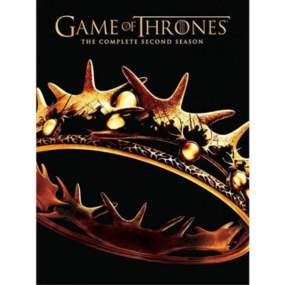Game of Thrones - The Complete Season 2 DVD (for NZ Buyers)
