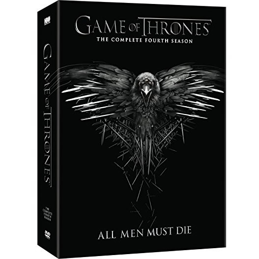 Game of Thrones - The Complete Season 4 DVD (for NZ Buyers)