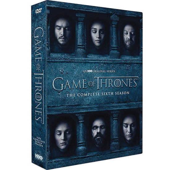 Game of Thrones - The Complete Season 6 DVD (for NZ Buyers)