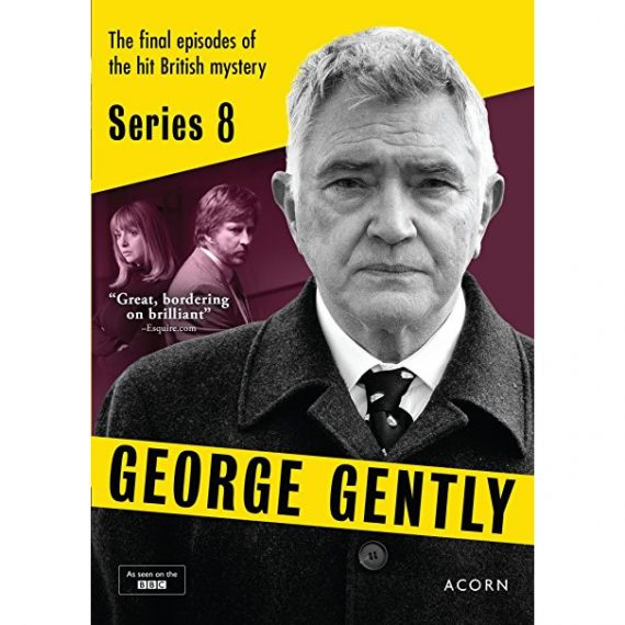 George Gently - The Complete Season 8 DVD (for NZ Buyers)