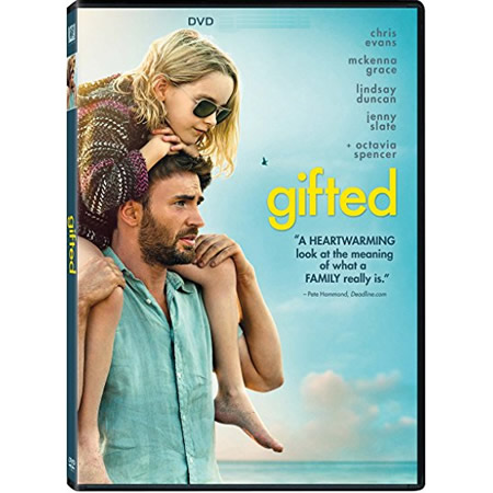 Gifted DVD (for NZ Buyers)