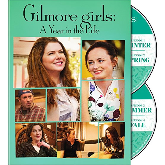 Gilmore Girls: A Year In The Life - The Complete Season 1 DVD (for NZ Buyers)