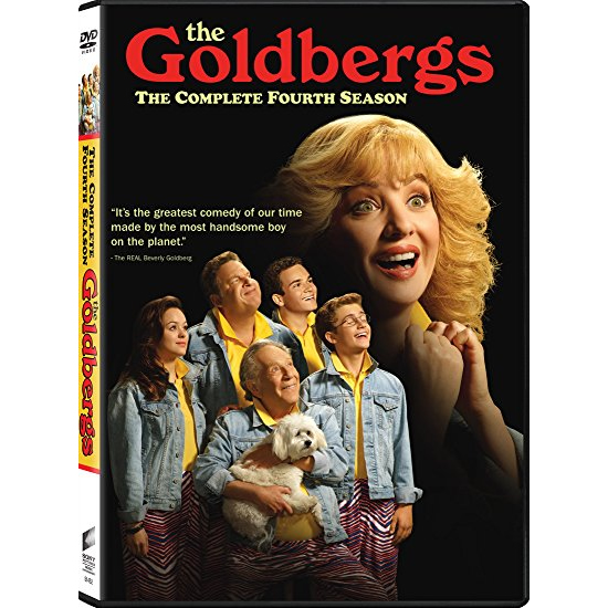 Goldbergs - The Complete Season 4 DVD (for NZ Buyers)