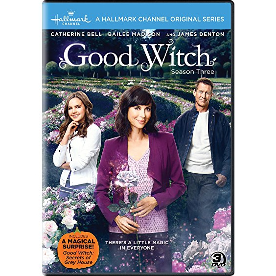 Good Witch - The Complete Season 3 DVD (for NZ Buyers)