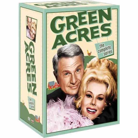 Green Acres - The Complete Series (for NZ Buyers)