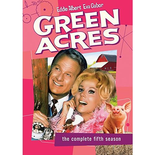 Green Acres - The Complete Season 5 DVD (for NZ Buyers)