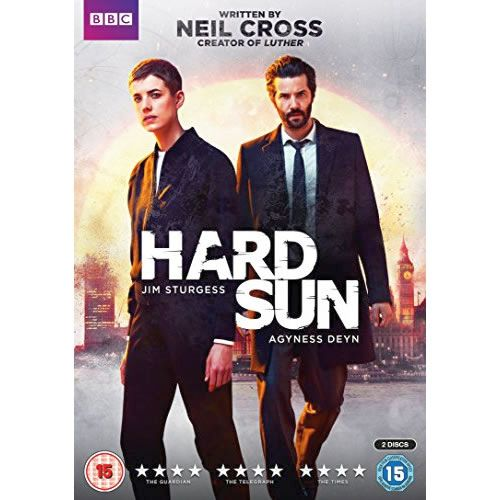Hard Sun DVD (for NZ Buyers)