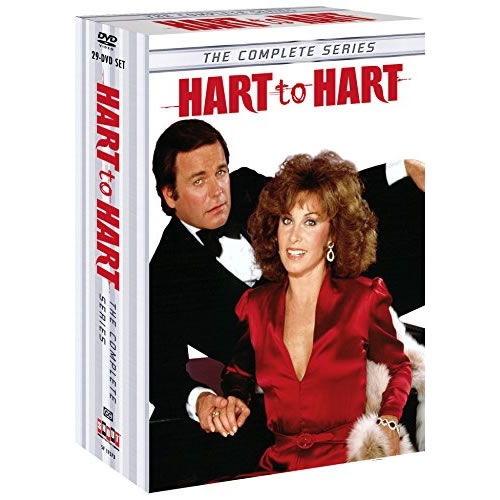 Hart To Hart - The Complete Series (for NZ Buyers)