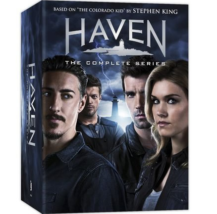 Haven - The Complete Series (for NZ Buyers)