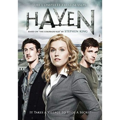 Haven - The Complete Season 1 DVD (for NZ Buyers)