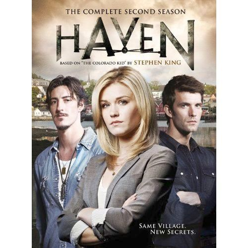 Haven - The Complete Season 2 DVD (for NZ Buyers)