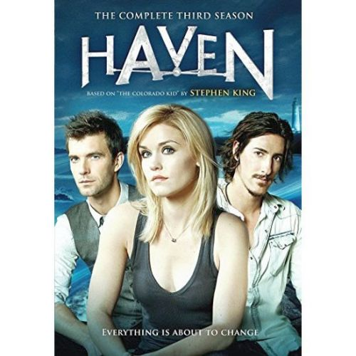 Haven - The Complete Season 3 DVD (for NZ Buyers)
