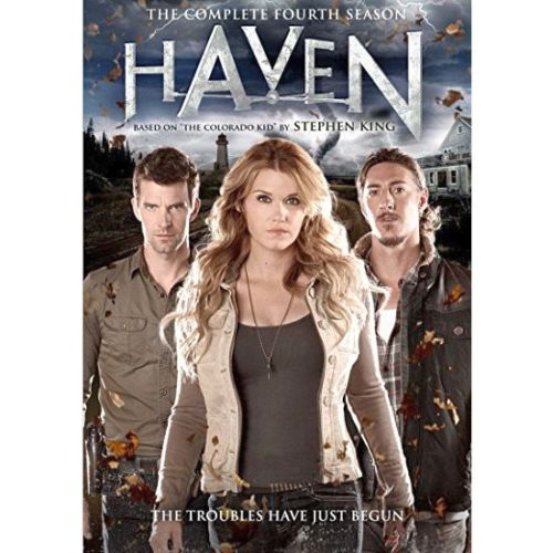 Haven - The Complete Season 4 DVD (for NZ Buyers)