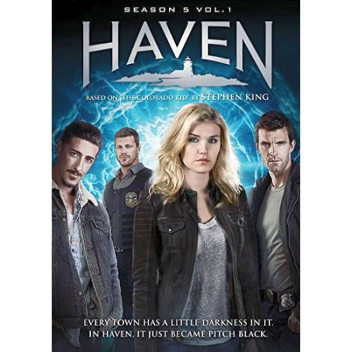 Haven - The Complete Season 5 Vol. 1 DVD (for NZ Buyers)