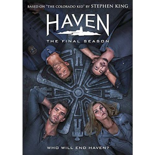 Haven - The Complete Season 5 Vol. 2 DVD (for NZ Buyers)