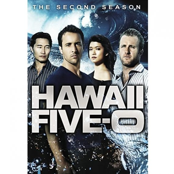 Hawaii Five-0 - The Complete Season 2 DVD (for NZ Buyers)