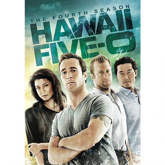Hawaii Five-0 - The Complete Season 4 DVD (for NZ Buyers)