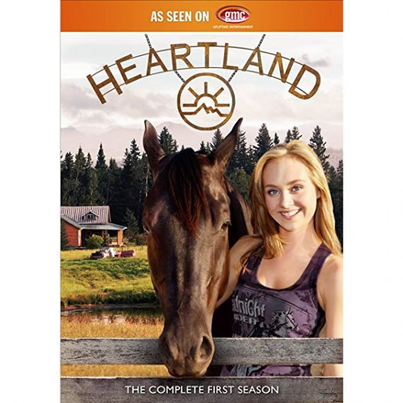 Heartland - The Complete Season 1 DVD (for NZ Buyers)
