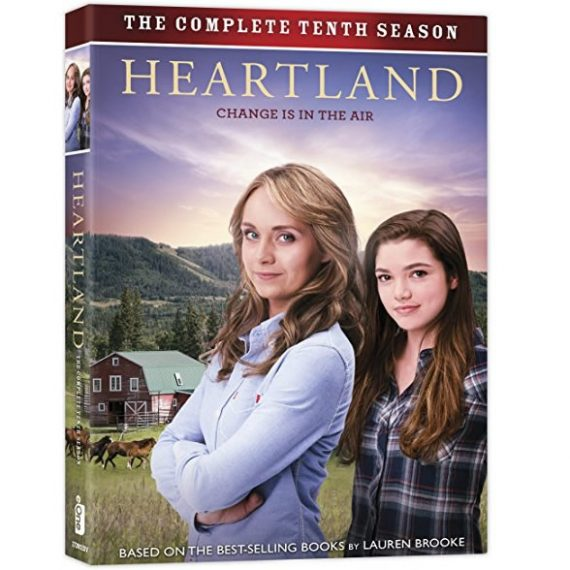 Heartland - The Complete Season 10 DVD (for NZ Buyers)