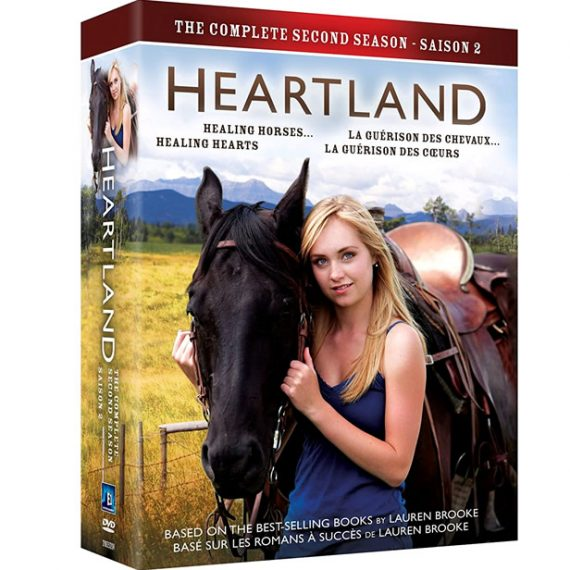 Heartland - The Complete Season 2 DVD (for NZ Buyers)