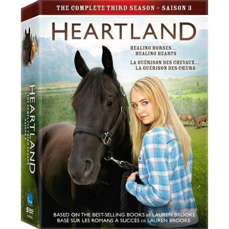 Heartland - The Complete Season 3 DVD (for NZ Buyers)