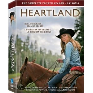 Heartland - The Complete Season 4 DVD (for NZ Buyers)